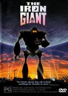 The Iron Giant - Australian Movie Cover (xs thumbnail)