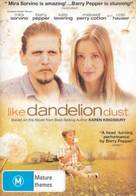 Like Dandelion Dust - Australian DVD cover (xs thumbnail)