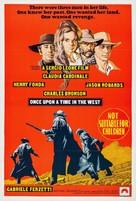 C'era una volta il West - Australian Movie Poster (xs thumbnail)