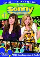 """""""Sonny with a Chance"""" - British DVD movie cover (xs thumbnail)"""
