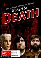 """Bored to Death"" - Australian DVD movie cover (xs thumbnail)"