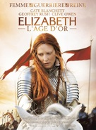 Elizabeth: The Golden Age - French Movie Poster (xs thumbnail)