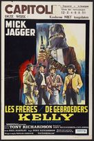 Ned Kelly - Belgian Movie Poster (xs thumbnail)