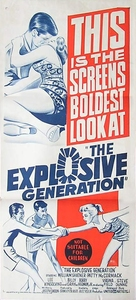 The Explosive Generation - Australian Movie Poster (xs thumbnail)