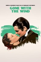 Gone with the Wind - British Movie Cover (xs thumbnail)