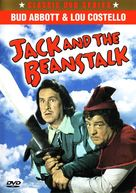 Jack and the Beanstalk - DVD movie cover (xs thumbnail)