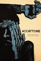 Accattone - Czech Movie Poster (xs thumbnail)