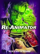 Re-Animator - British Movie Cover (xs thumbnail)
