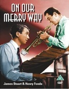 On Our Merry Way - British DVD cover (xs thumbnail)