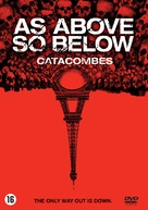 As Above, So Below - Dutch DVD movie cover (xs thumbnail)