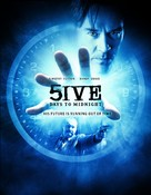 5ive Days to Midnight - poster (xs thumbnail)