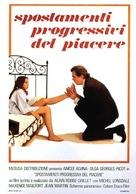 Glissements progressifs du plaisir - Italian Movie Poster (xs thumbnail)