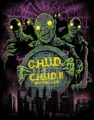 C.H.U.D. - German Blu-Ray cover (xs thumbnail)