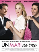 The Accidental Husband - French Movie Poster (xs thumbnail)