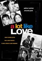 A Lot Like Love - DVD cover (xs thumbnail)