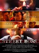 Street Boss - Movie Poster (xs thumbnail)
