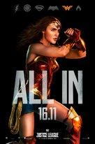 Justice League - Singaporean Movie Poster (xs thumbnail)