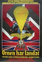 The Eagle Has Landed - Swedish Movie Poster (xs thumbnail)