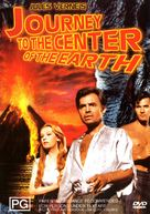 Journey to the Center of the Earth - Australian DVD cover (xs thumbnail)