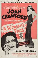 A Woman's Face - Movie Poster (xs thumbnail)