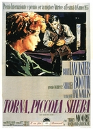 Come Back, Little Sheba - Italian Movie Poster (xs thumbnail)