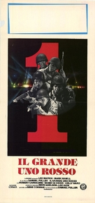 The Big Red One - Italian Movie Poster (xs thumbnail)