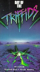 The Day of the Triffids - VHS movie cover (xs thumbnail)