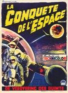 Conquest of Space - Belgian Movie Poster (xs thumbnail)
