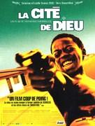 Cidade de Deus - French Movie Poster (xs thumbnail)