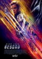 Star Trek Beyond - Swedish Movie Poster (xs thumbnail)