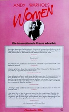 Women in Revolt - German Movie Poster (xs thumbnail)