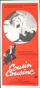 Cousin cousine - Australian Movie Poster (xs thumbnail)