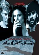 Boca do Lixo - Brazilian DVD cover (xs thumbnail)