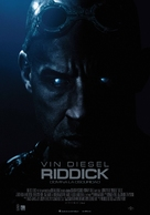 Riddick - Spanish Movie Poster (xs thumbnail)