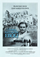 Cristo si è fermato a Eboli - German Movie Poster (xs thumbnail)