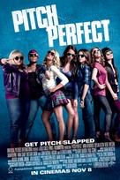 Pitch Perfect - Singaporean Movie Poster (xs thumbnail)