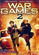Wargames: The Dead Code - French Movie Cover (xs thumbnail)