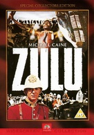 Zulu - British DVD movie cover (xs thumbnail)