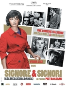 Signore & signori - French Movie Poster (xs thumbnail)