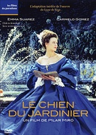 Perro del hortelano, El - French Movie Poster (xs thumbnail)