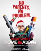 Home Sweet Home Alone - British Movie Poster (xs thumbnail)