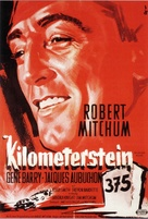 Thunder Road - German Movie Poster (xs thumbnail)