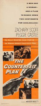 The Counterfeit Plan - Movie Poster (xs thumbnail)