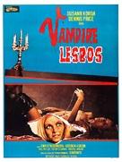 Vampiros lesbos - French Movie Poster (xs thumbnail)