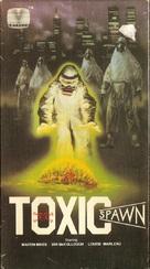 Contamination - Canadian VHS cover (xs thumbnail)