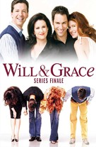 """""""Will & Grace"""" - DVD movie cover (xs thumbnail)"""