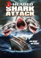 3 Headed Shark Attack - Movie Poster (xs thumbnail)