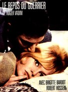 Le repos du guerrier - French Movie Cover (xs thumbnail)