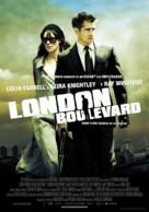 London Boulevard - Spanish Movie Poster (xs thumbnail)