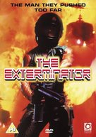 The Exterminator - British DVD movie cover (xs thumbnail)